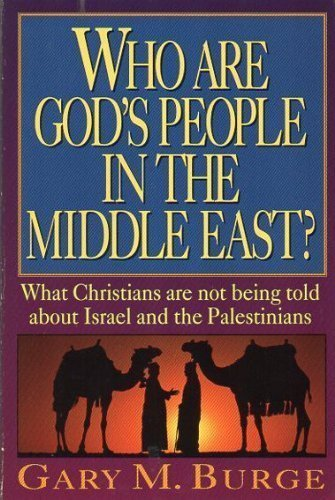 9780310386919: Who Are God's People in the Middle East?