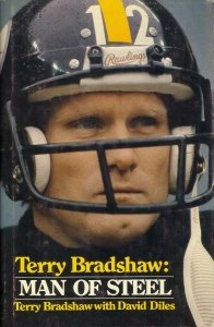9780310394600: Terry Bradshaw, Man of Steel