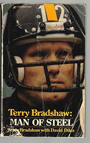 9780310394617: Terry Bradshaw, Man of Steel