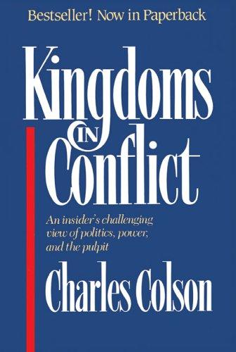 9780310397717: Kingdoms in Conflict