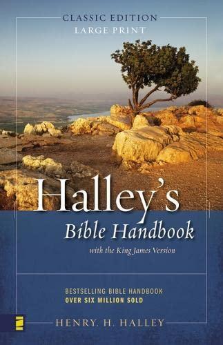 9780310402305: Halley's Bible Handbook