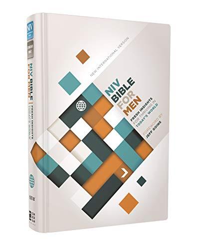 9780310409625: Niv Bible for Men: New International Version