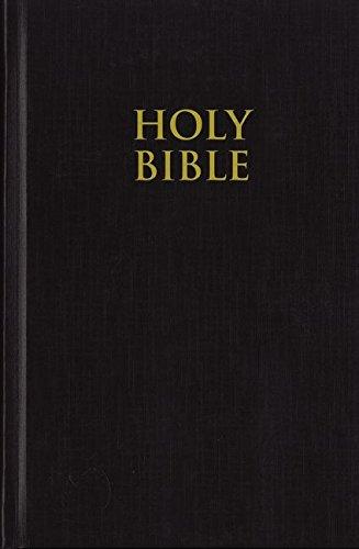 9780310411000: NIV, Pew Bible, Hardcover, Black