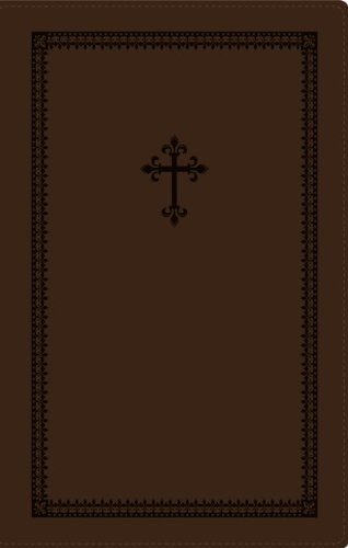 9780310411215: NIV, Thinline Bible, Imitation Leather, Brown, Red Letter Edition