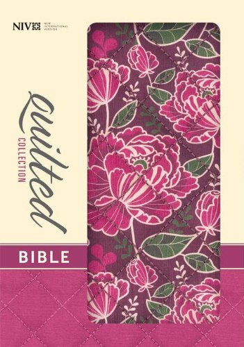 9780310411499: NIV Quilted Collection Bible, Compact
