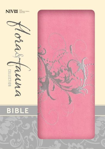 9780310411567: NIV Flora and Fauna Collection Bible, Compact (Flora & Fauna Collection Bible)