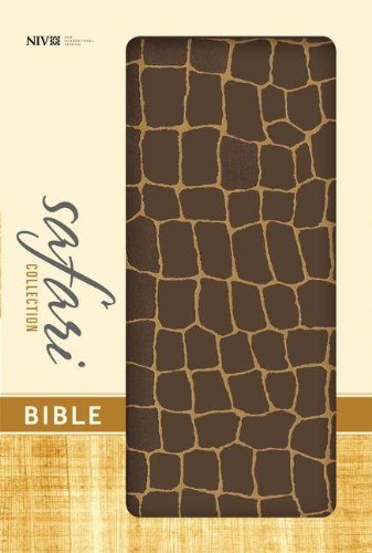 9780310411604: NIV Safari Collection Bible