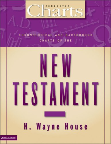 9780310416418: Chronological and Background Charts of the New Testament