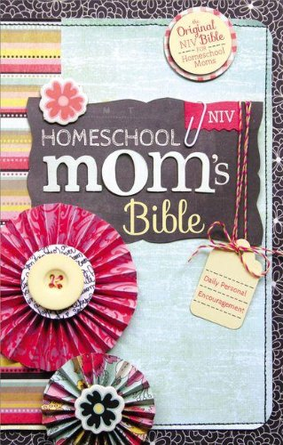 9780310421054: NIV, Homeschool Mom's Bible, Hardcover: Daily Personal Encouragement