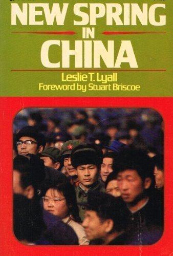 New Spring In China: Leslie T Lyall,Stuart