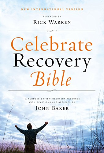 9780310423140: NIV Celebrate Recovery, Softcover