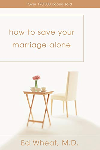 9780310425229: How to Save Your Marriage Alone