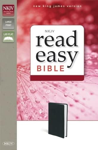 9780310432463: Readeasy Bible-NKJV