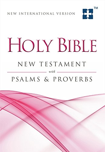9780310432623: NIV, Holy Bible New Testament with Psalms and Proverbs, Pocket-Sized, Paperback, Pink
