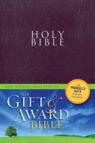 9780310434429: Gift and Award Bible-NIV