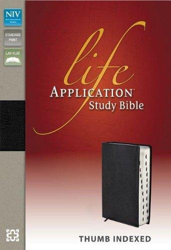 9780310434535: Life Application Study Bible-NIV