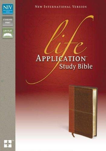 9780310434573: Life Application Study Bible-NIV