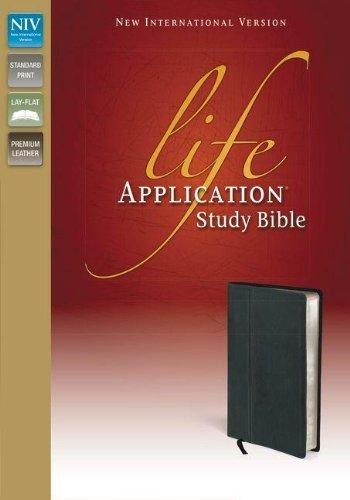 9780310434580: Life Application Study Bible-NIV