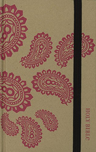 9780310435617: NIV, Thinline Craft Collection Bible, Hardcover, Pink