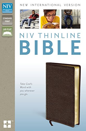9780310435624: NIV Thinline Bible
