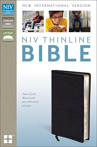 9780310435648: Thinline Bible-NIV