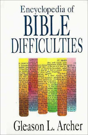 9780310435709: Encyclopedia of Bible Difficulties