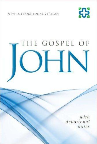 9780310436041: NIV The Gospel of John: With Devotional Notes (pk of 10)