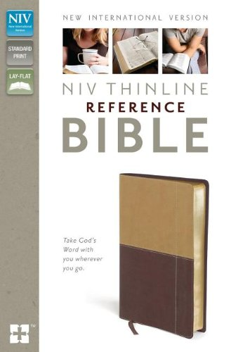 Thinline Reference Bible-NIV (Imitation Leather): Zondervan Publishing