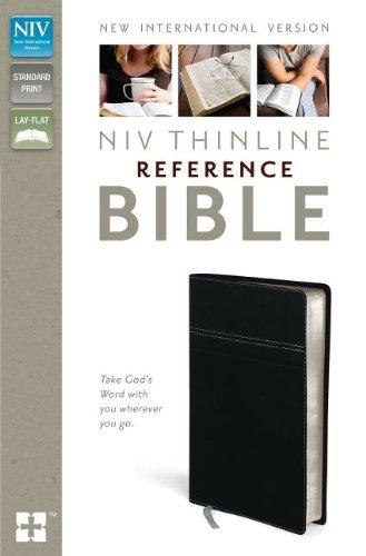 9780310436256: NIV Thinline Reference Bible (Italian Duo-Tone)