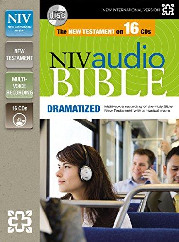 NIV, New Testament Audio Bible, Dramatized, Audio