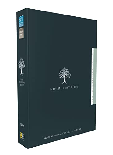 NIV, Student Bible, Paperback (0310437253) by Philip Yancey; Tim Stafford
