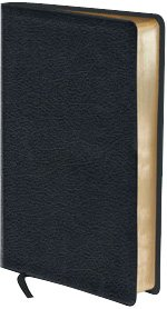 9780310437307: NIV, Student Bible, Bonded Leather, Black