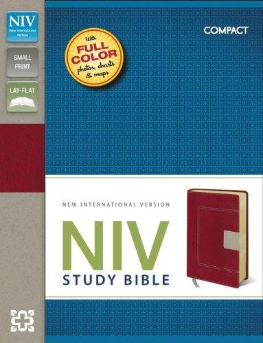 9780310437390: Study Bible-NIV-Compact
