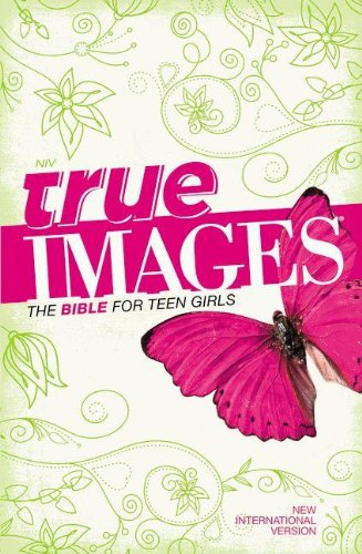 9780310437826: True Images-NIV: The Bible for Teen Girls