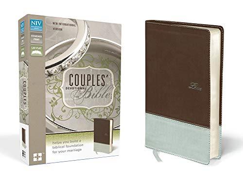 NIV Couples Devotional Bible: Zondervan