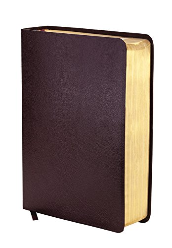 9780310438342: NIV Zondervan Study Bible, Bonded Leather, Burgundy: Built on the Truth of Scripture and Centered on the Gospel Message