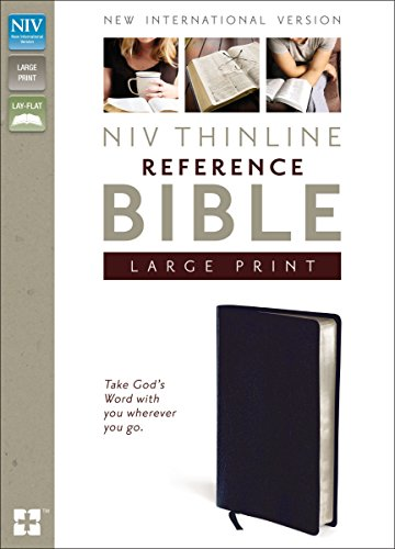 9780310439097: NIV Thinline Reference Bible