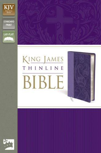 King James Version Thinline Bible (Bible Kjv)