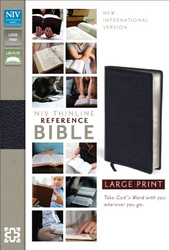 9780310439226: NIV Thinline Reference Bible