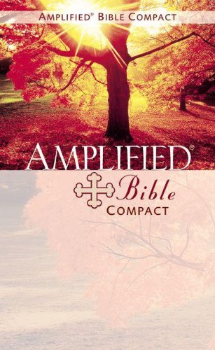 9780310439318: Amplified Bible, Compact, Hardcover