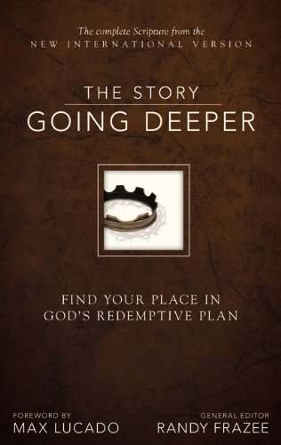 9780310440130: The Story: Going Deeper, NIV: Find Your Place in God's Redemptive Plan