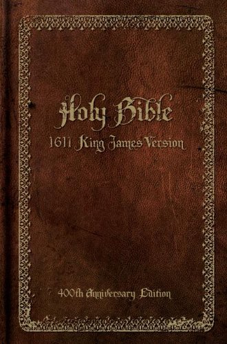 Holy Bible, 1611 King James Version: 400th: Zondervan