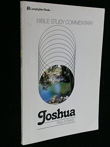 9780310440413: Joshua, Bible Study Commentary (Bible study commentary series)