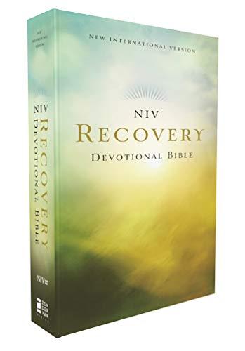 9780310440819: NIV, Recovery Devotional Bible, Paperback