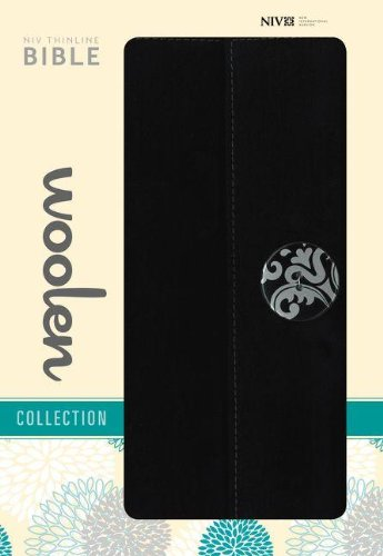 Thinline Woolen Collection Bible-NIV-Magnetic Closure (Vinyl-bound): Zondervan Publishing