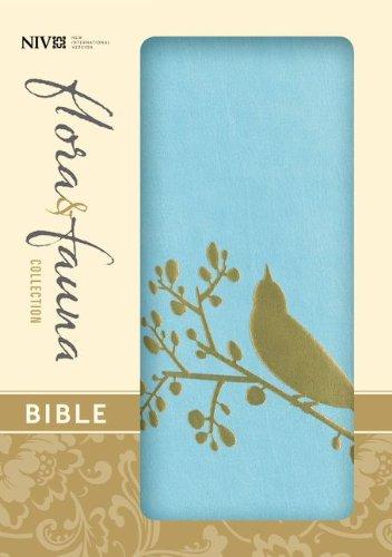 NIV Flora and Fauna Collection Bible, Compact: Zondervan