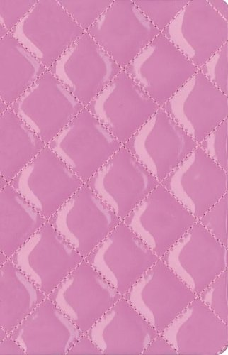 9780310443032: NIV, Quilted Collection Bible, Compact, Imitation Leather, Pink