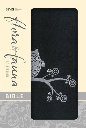 NIV Flora and Fauna Collection Bible: Zondervan