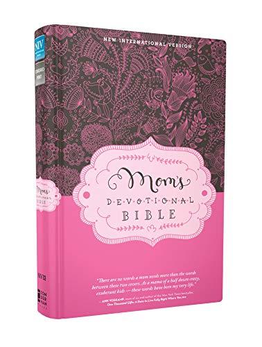 9780310443360: NIV, Mom's Devotional Bible, Hardcover