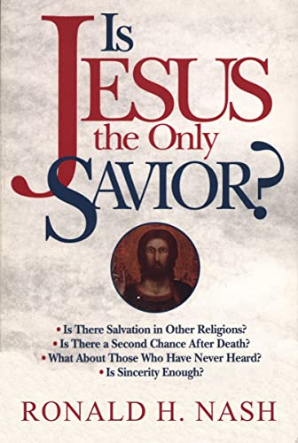 9780310443919: Is Jesus the Only Savior?